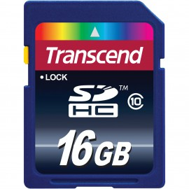 Tarjeta memoria SD de 16 Gb