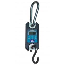 Crochet de pesage numérique jusqu'à 300 kg.