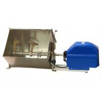 Mezcladora a motor con conmutador de seguridad