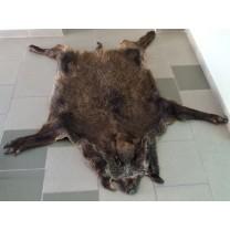 Alfombra piel de ciervo