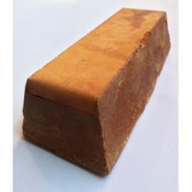 Pasta de pulir marrón