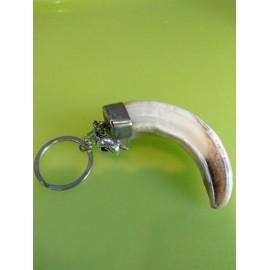 Porte-clés de sanglier
